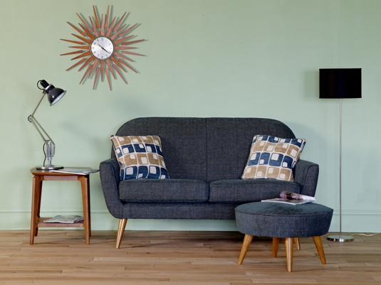 60 39 s scandinavian style still inspires brits avocado sweet for Furniture 60s style