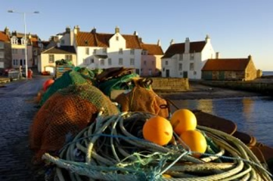 Sand, sea and art: Pittenweem Arts Festival