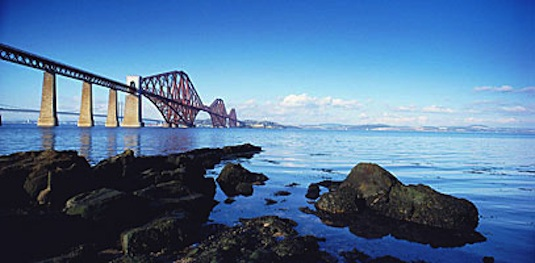 Day Trips from Edinburgh: South Queensferry
