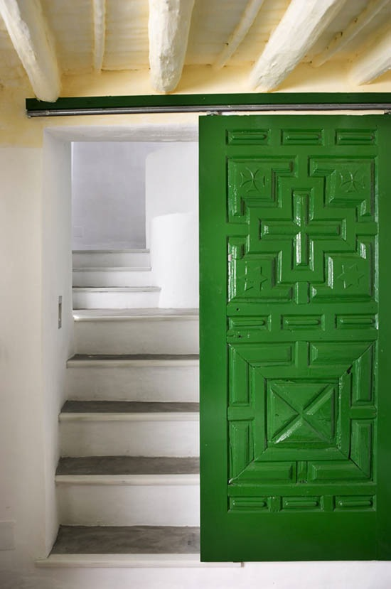 Andalusia: brilliantly restored Spanish interior
