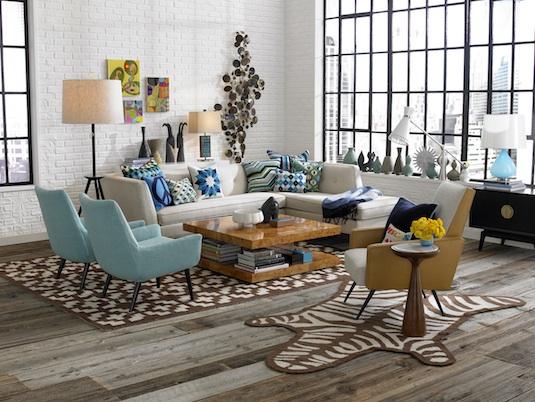 We Believe Minimalism Is A Bummer Jonathan Adler Avocado Sweet Simple Jonathan Adler Living Room Minimalist