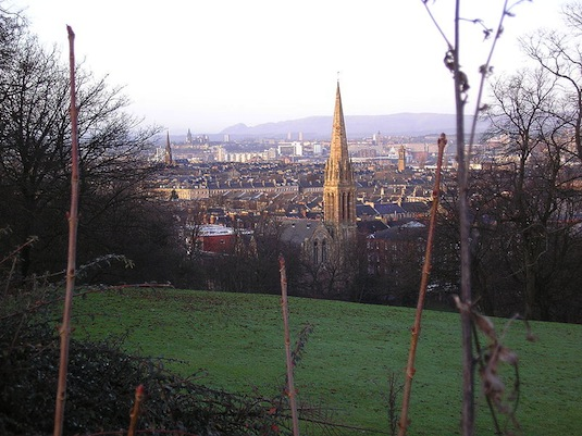 My neighbourhood: Queen's Park, Glasgow