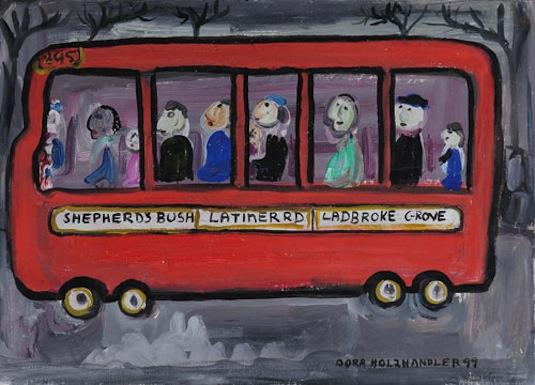 Dora_Holzhandler_The_Bus