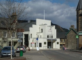 The Birks – a state-of-the-art 'Cinema Paradiso' for Aberfeldy
