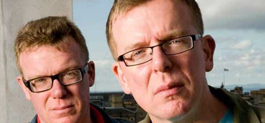 John Cairney on The Proclaimers in New Zealand