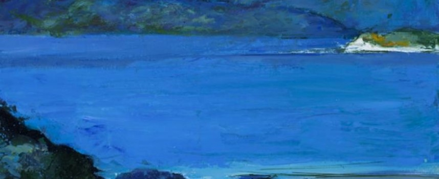 Artist Ann Oram: Inspiration from Fife to Tuscany