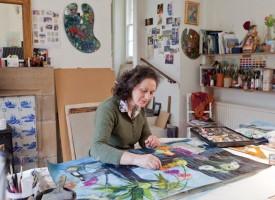 Ann Oram – artist
