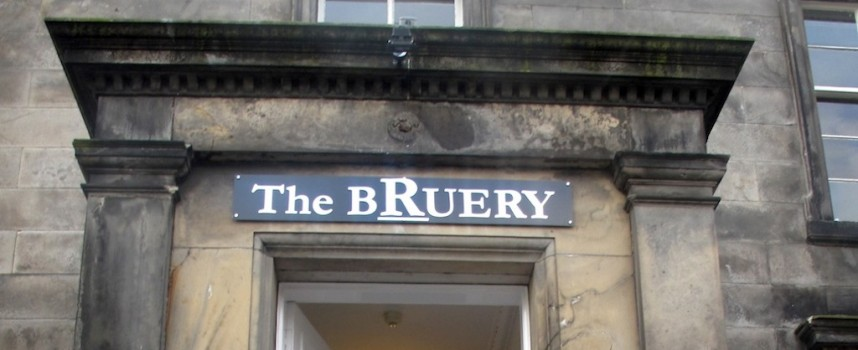 The BRuery: New microbrewery and bar, Dunfermline, Fife