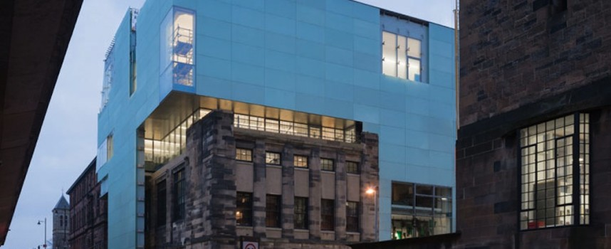 The Reid Building at Glasgow School of Art