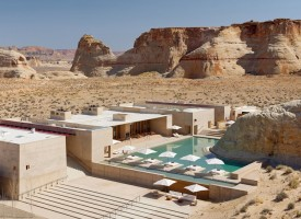 Amangiri, Utah – the ultimate in canyon cool