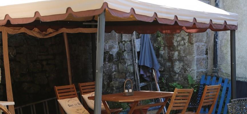 Dog friendly cafes near Edinburgh