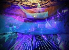Underground Trampolines in Wales