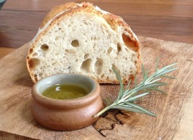 Woodlea Stables – fresh bread and eggs