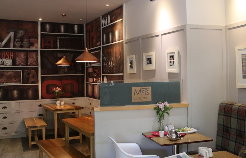 Good cafes in Fife, good cafes on the Fife Coastal Path