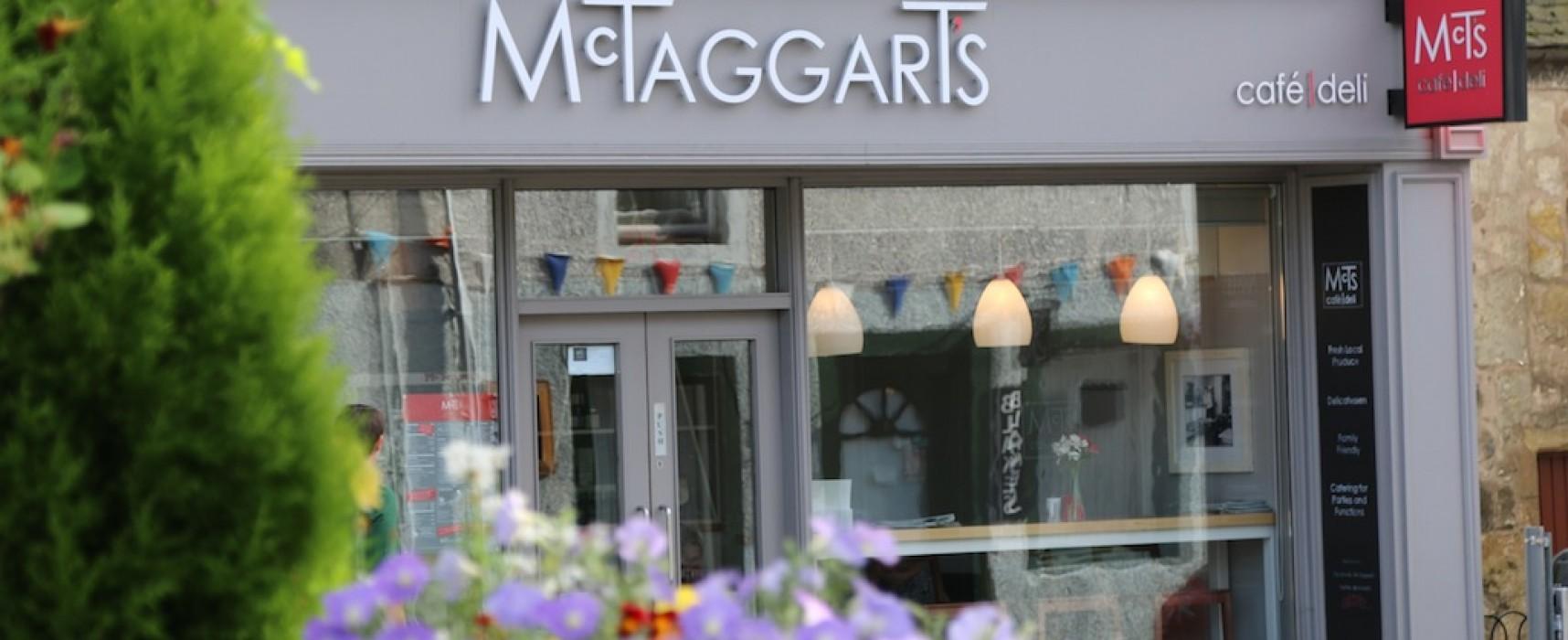 McTaggart's Cafe, Fife Coastal Path, Aberdour