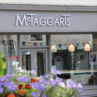 McTaggart's Cafe, Fife Coastal Path, Aberdour