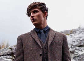 The unlikely partnership of Primark and Harris Tweed