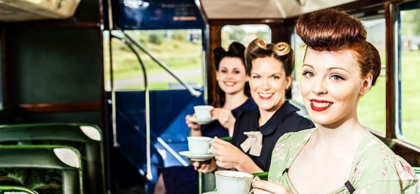 Vintage Tea Dance in aid of Playlist for Life
