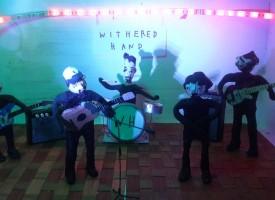 Withered Hand – Black Tambourine