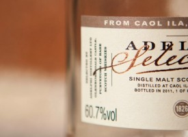 Adelphi Whisky, Charlestown, Fife