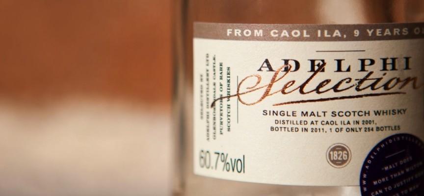 Adelphi Whisky, Charlestown, Fife