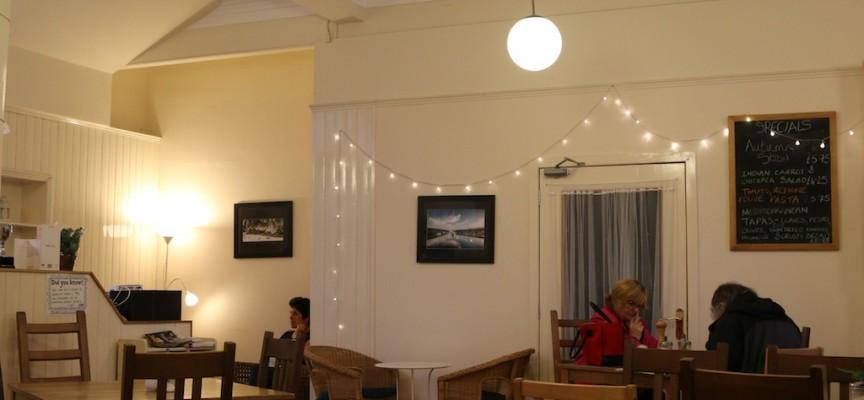 Potter About Cafe & Ceramics, Burntisland, Fife