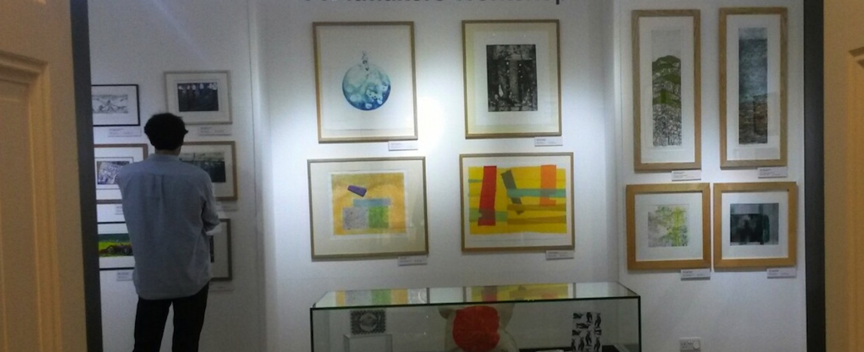 Fife Dunfermline Printmakers exhibit in St Andrews