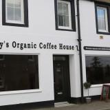 Tilly's Vegetarian Cafe, Carnock, Fife