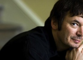 Ian Rankin on Fife, Rebus and stealing jokes