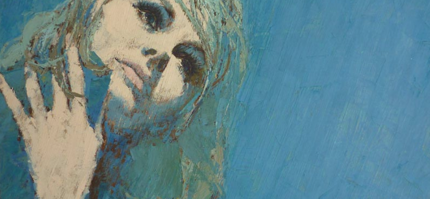 Beautiful 60s and 70s illustrations by Michael Johnson