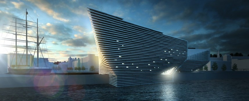Dundee receives UNESCO City of Design