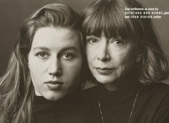 Celine ad not Joan Didion's first