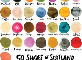 50 Shades of Scotland
