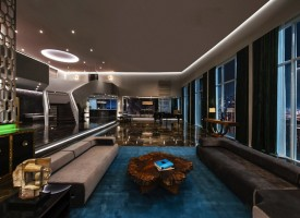 Christian Grey's Apartment