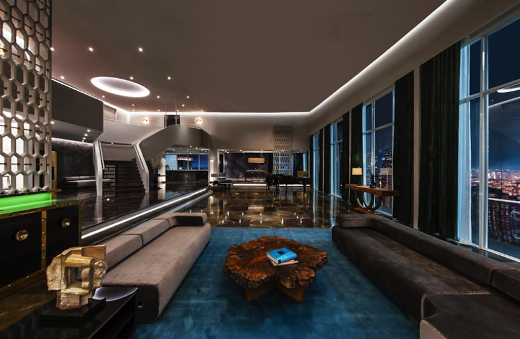 Christian Grey U2019s Apartment