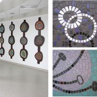 Mosaic Course in Italy run by Edinburgh artist Joanna Kessel