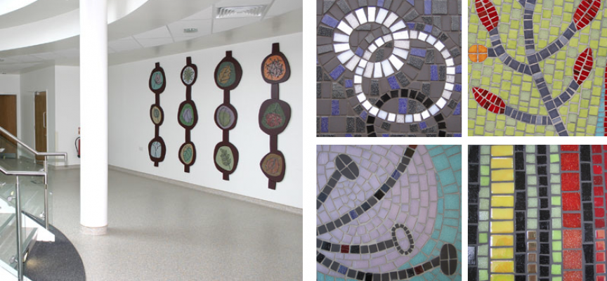 Mosaic Course in Italy run by Edinburgh artist Joanna Kessel ...