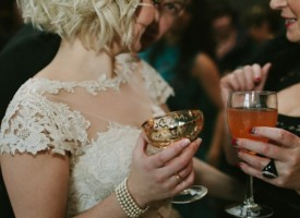 Fabulous vintage wedding in Fife