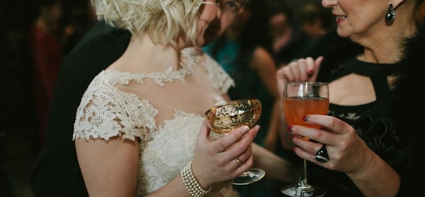 Fabulous vintage wedding in Fife