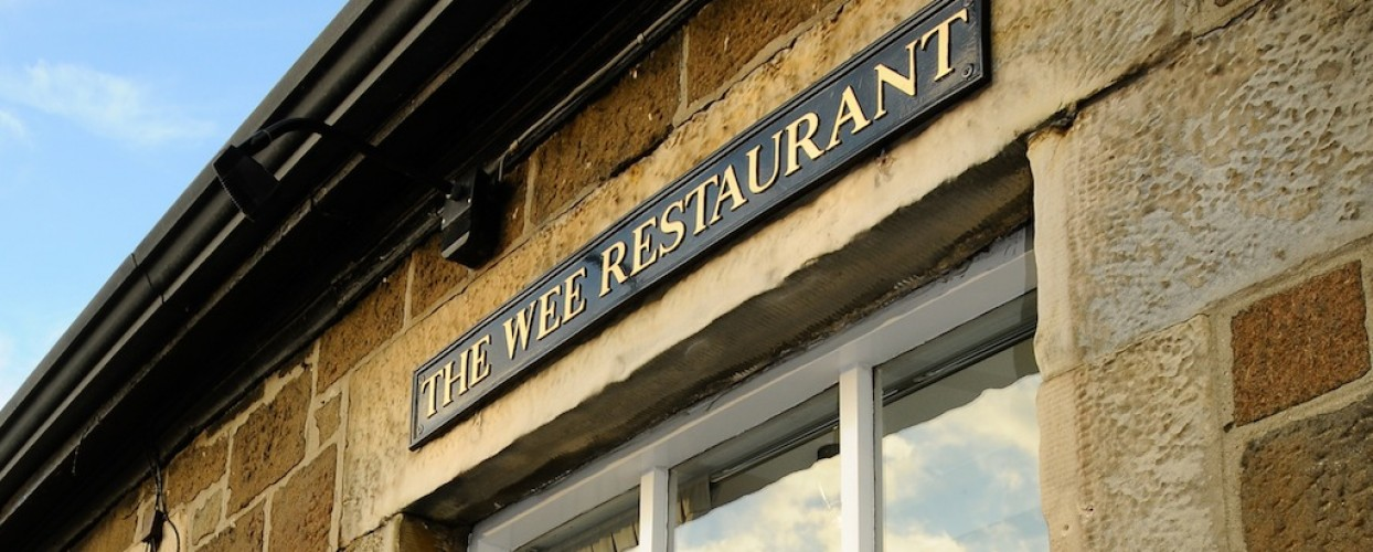 The Wee Restaurant, North Queensferry