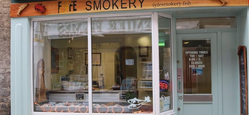 Fyfe Smokery, Dunfermline, Fife