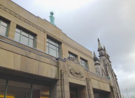 Introducing Dunfermline architecture – crow stepped gables, art deco beauties  and a dash of pseudo brutalism