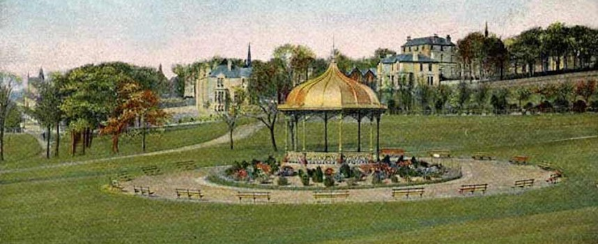 Fancy a spot of Park Life in Dunfermline on 6 June?