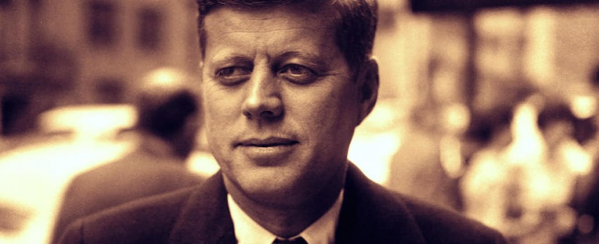 JFK on art: 'we must set the artist free'
