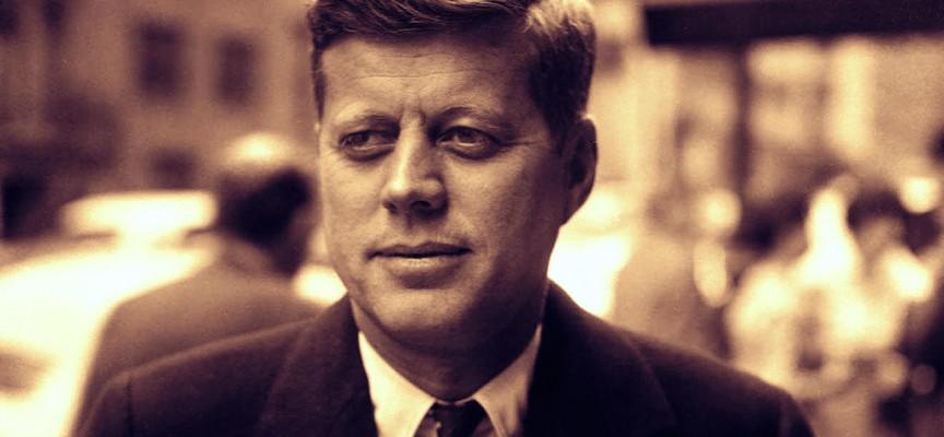 JFK on art: 'we must set the artist free'