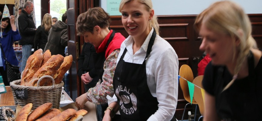 Success for Rosyth Community Market