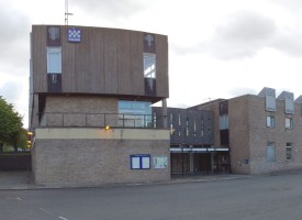 Public buildings in public spaces: Dunfermline architecture guide #2