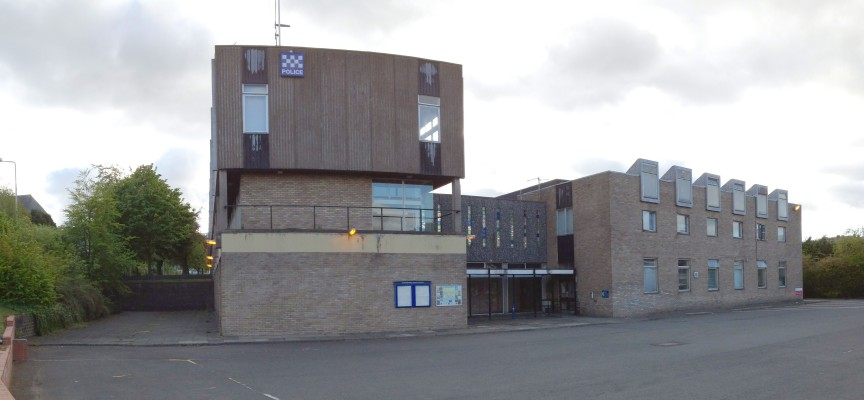 Public buildings in public spaces: Dunfermline architecture guide #2