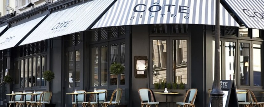 Cote Bistro following other restaurant chains to Glasgow