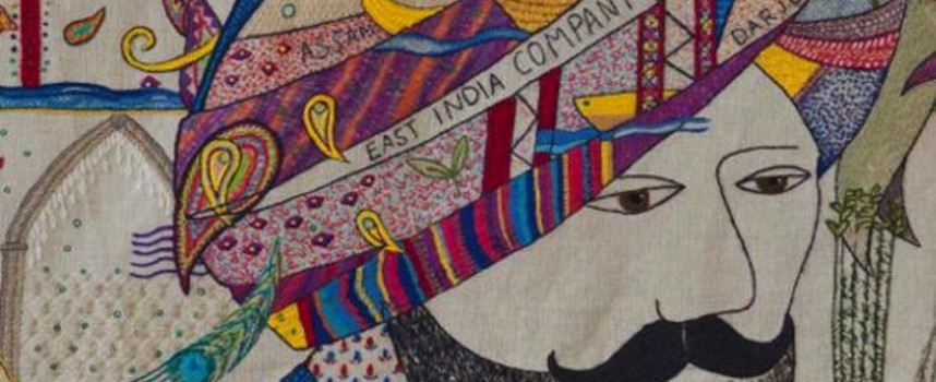 Great Tapestry of Scotland is now in Fife